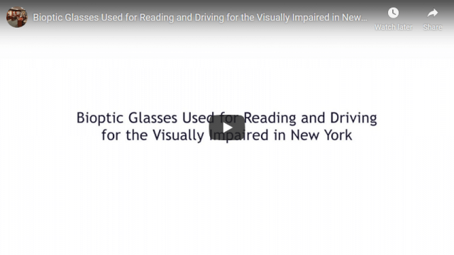 Screenshot 2020 02 05 Bioptic Glasses Used for Reading and Driving for the Visually Impaired in New York