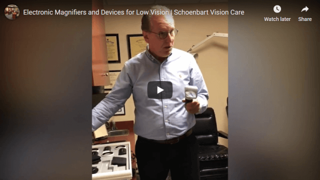 Screenshot 2020 02 05 Electronic Magnifiers and Devices for Low Vision Schoenbart Vision Care