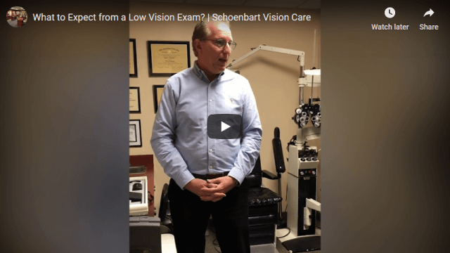 Screenshot 2020 02 05 What to Expect from a Low Vision Exam Schoenbart Vision Care