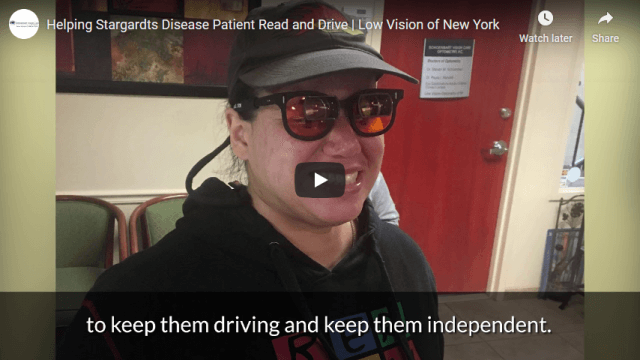 Screenshot 2020 04 23 Helping Stargardts Disease Patient Read and Drive Low Vision of New York