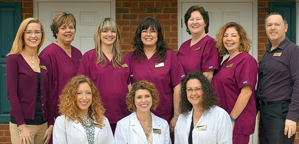 Our eye care staff