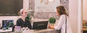 reception desk tallahhasee eye care
