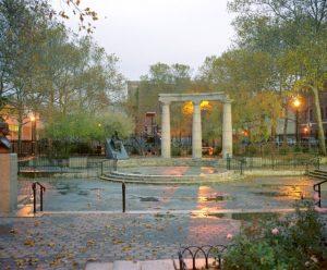Athens Square, Astoria, NY