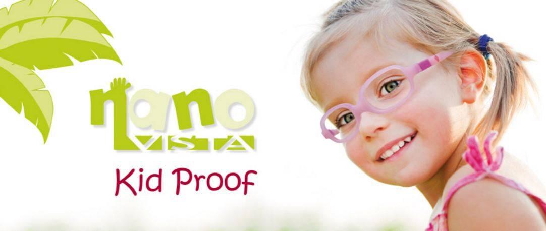 NanoVista kids frames