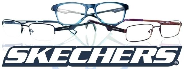 Eye doctor, multiple pairs of Skechers eyeglasses in Houston, TX