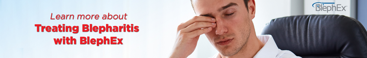 Ad: Treating Blepharitis with Blephex
