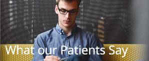 callout what_our_patients_say