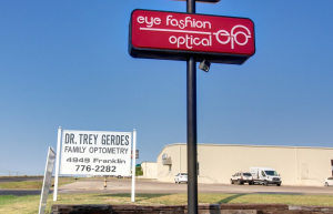 Eye doctor, eye fashion optical office in Waco, TX