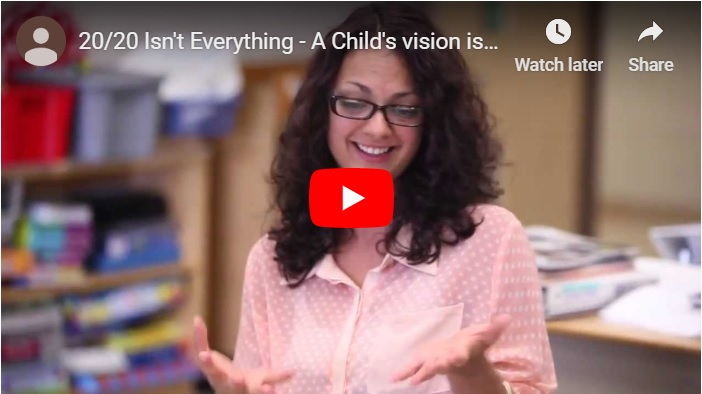 Video: Childrens Eye Care in Waco, Texas
