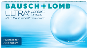 Bausch + Lomb Multifocal for Astigmatism Contact Lenses