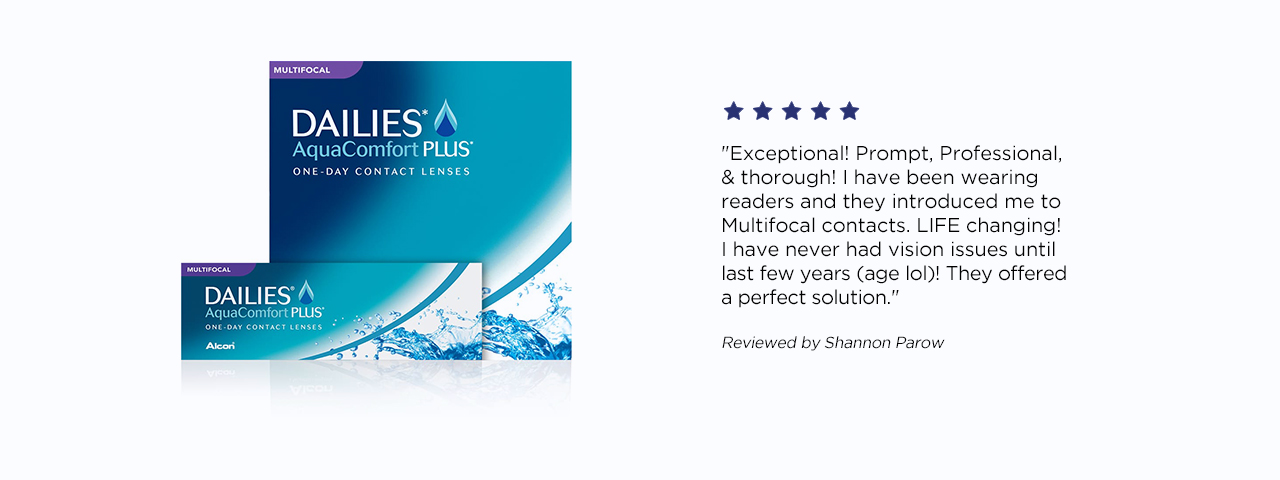 Multifocal Contacts Review