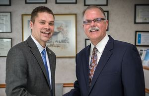 Dr. Wilson and Dr. Sammons