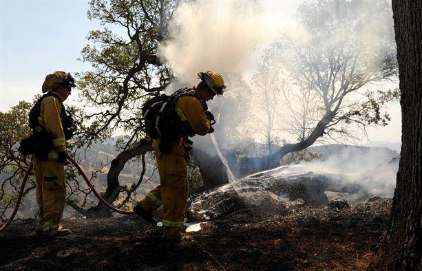 wildfire smoke williams lake bc