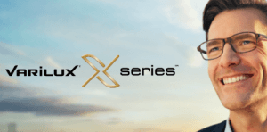 Varilux X series Menu