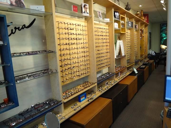 designer eyeglasses carney, md