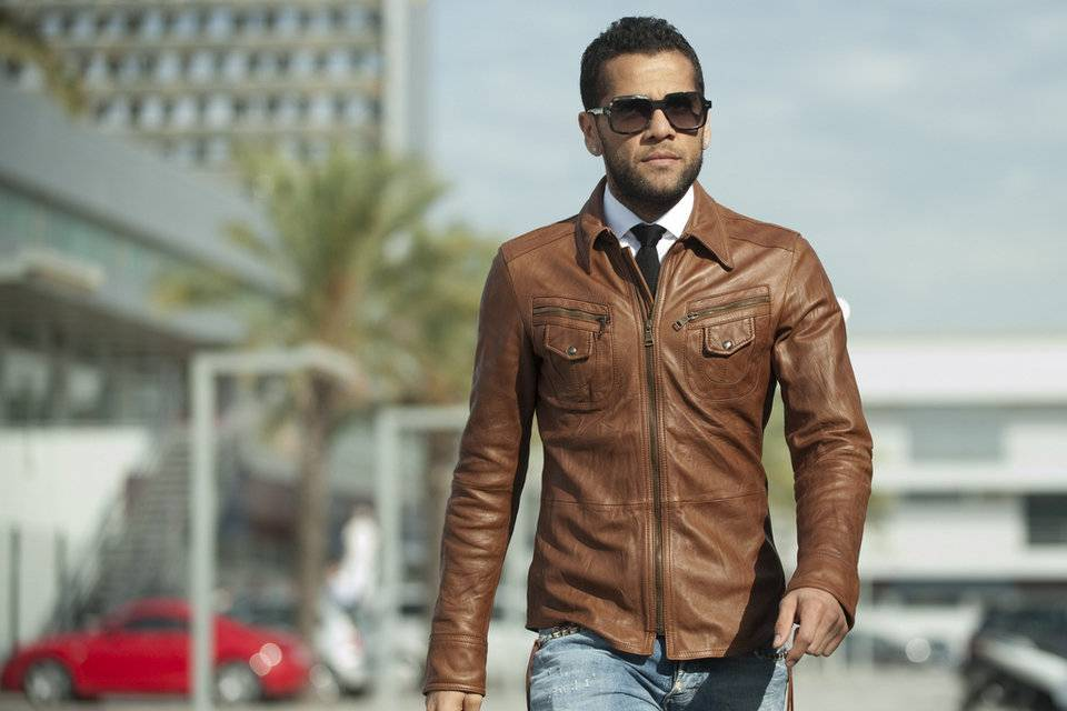 Soccer Star Dani Alves