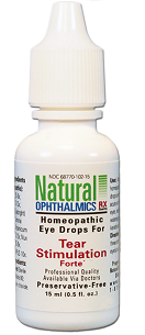 Tear Stimulation Forté Dry Eye Drops - dry eye care plainview