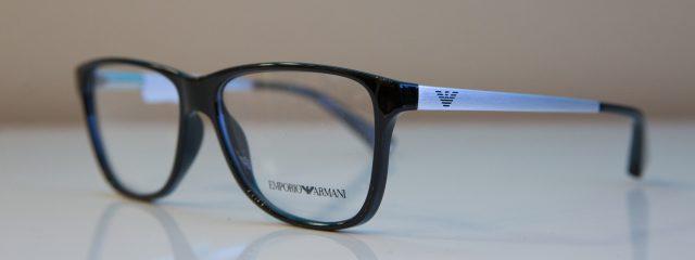 Eye doctor, black frame eyeglasses in Plainview, NY