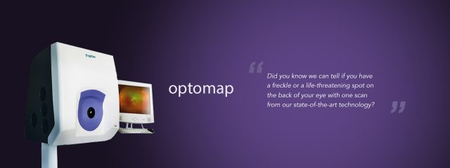Optometrist, optomap pus in Plainview, NY