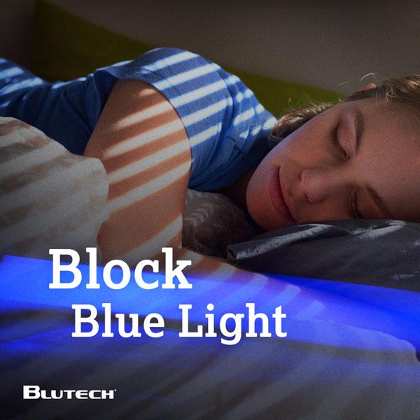 Block Blue Light - with Blue Tech Lenses - girl sleeping in Plainview, New York