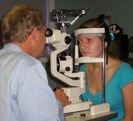 Eye doctor Americus, Montezuma, and Leesburg