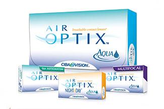Alcon Air Optix Thumbnail