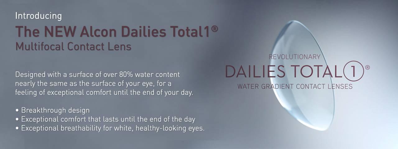 Alcon Daily Contact Lenses in Boca Raton