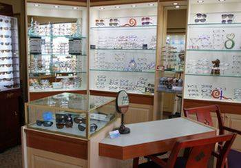 Our Optical section in Boca Raton