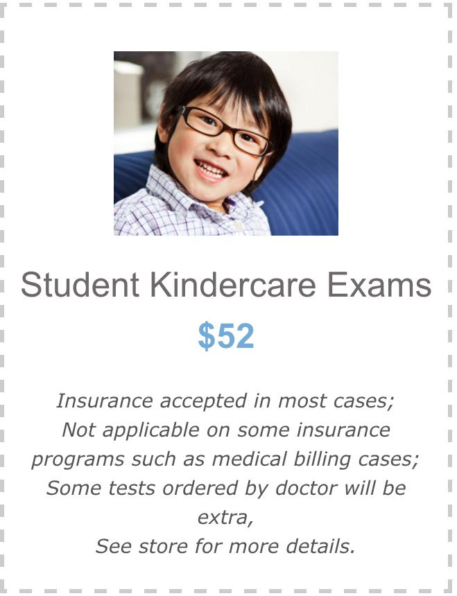 student coupon