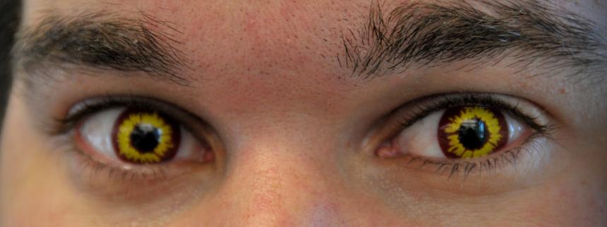 Halloween Eye Care Decrotive lenses