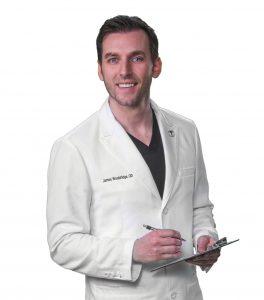 Dr. Wooldridge, Optometrist, Rockford, Illinois