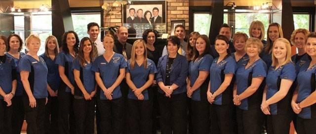 St. Louis Missouri eye care professionals team