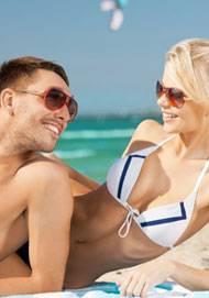 man-woman-on-the-beach