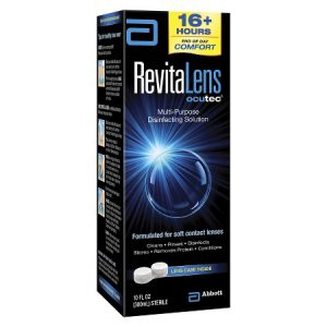 reviatlens contact solution