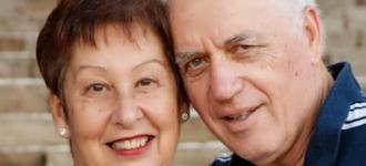 grandparents together, Optometrist, Burlington, Wilmington, Fayetteville, NH