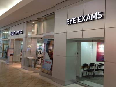 eye exams in Wilmington, NC