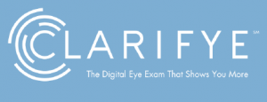 clarifye logo - Digital Eye Exam - Raleigh, Durham, Cary, Fayetteville, Burlington & Wilmington, NC