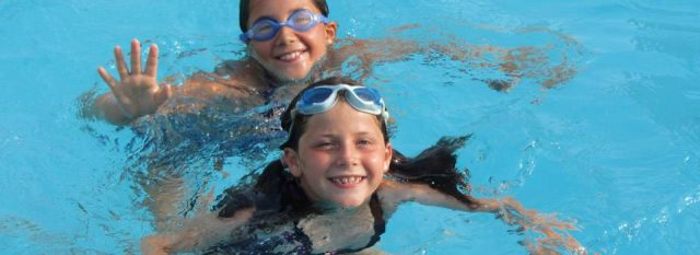 Eye doctor, girls swimming in Raleigh, Durham, Cary, Fayetteville, Wilmington & Burlington, NC