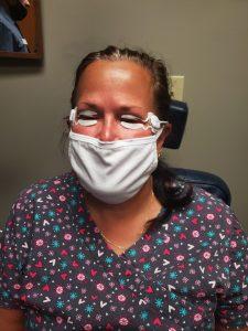 Dry Eye Patient in Columbus, Ohio