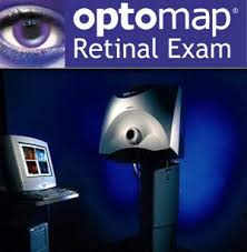 optomap retinal exam