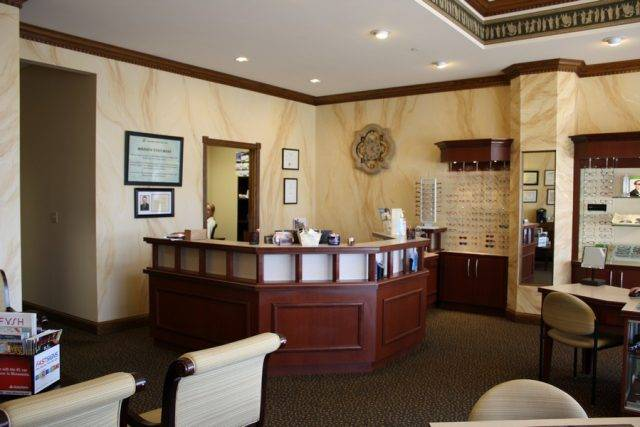 Optical Section of Our Lakeville Eye Clinic