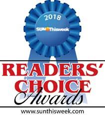 readers choice Burnsville Award