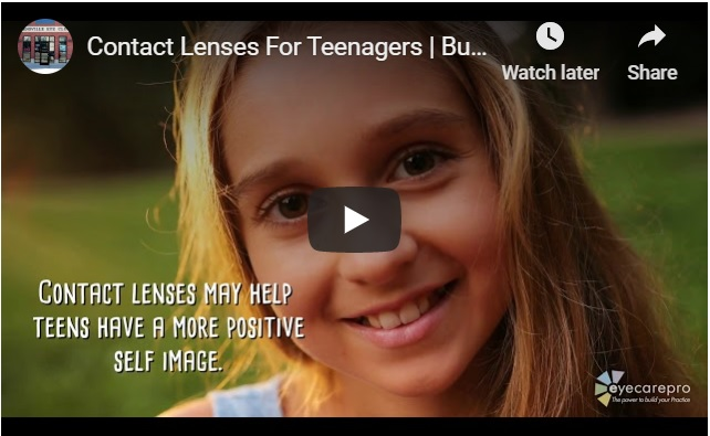 Video: Contact Lenses For Teens in Burnsville, Minnesota