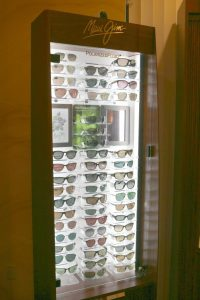 Display of Sunglasses in Burnsville, MN