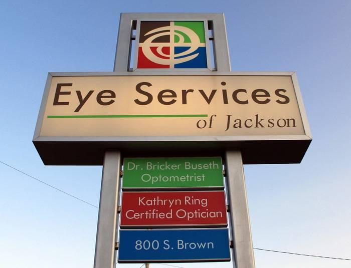 Find eyeglasses in jackson mi