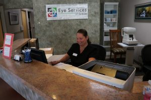 eye services jackson Jodie photo front
