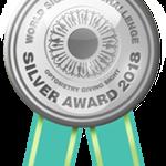 World Sight Day Challenge Silver Award Winner
