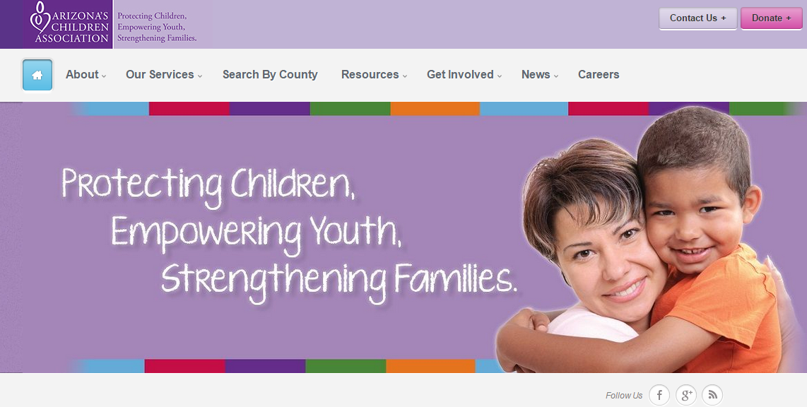 az childrens assoc screenshot
