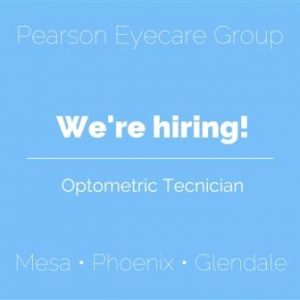 Optometric Assistant, Phoenix, AZ