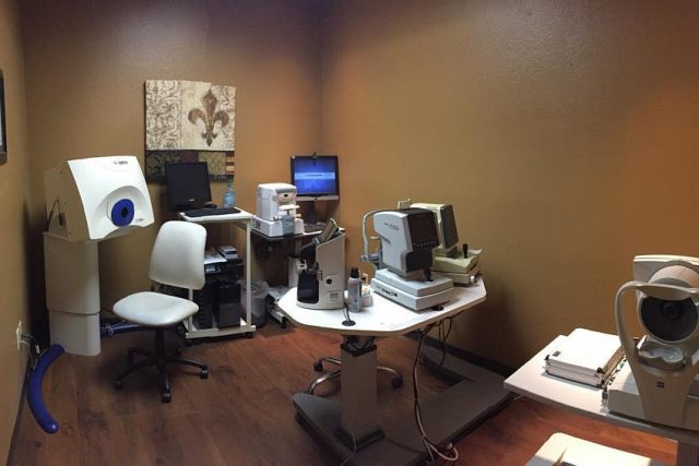 Eye doctor, our practice in Lockhart, TX